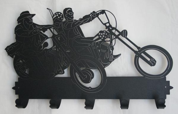 CS Metal Art coat rack