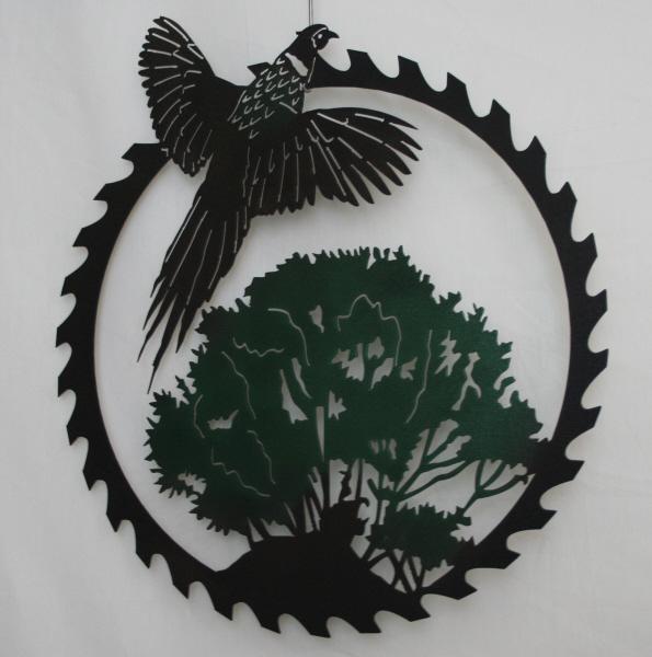 CS Metal Art saw design