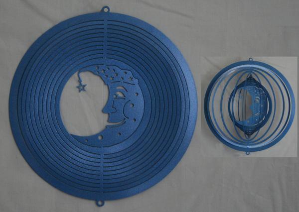 CS Metal Art spinner