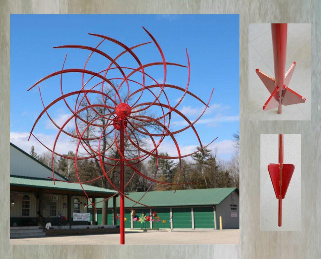Metal Art, Wind Kinetics