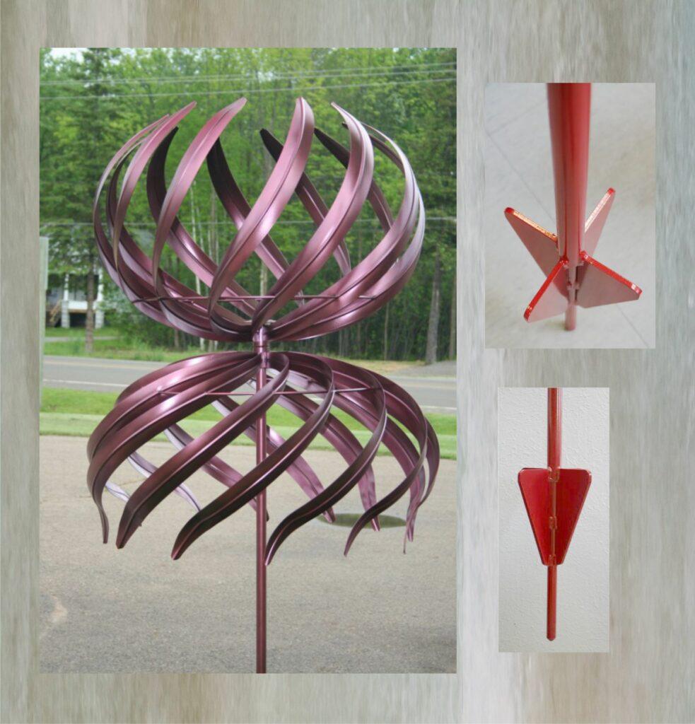 Metal Art, Wind Kinetic